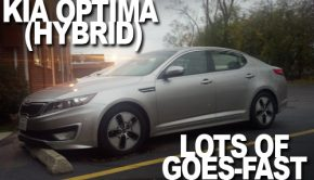 Kia Optima Hybrid (Featured)