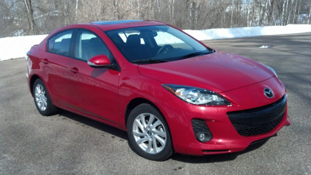 Mazda3 i Grand Touring Gallery 4