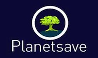 Planetsave logo green news