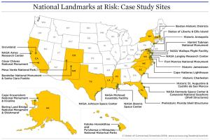 National landmarks at risk (UCS)