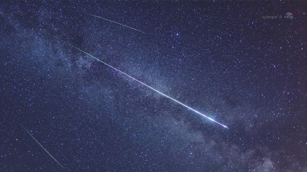 Camelopardalids Meteor Shower Peaks On May 23, 2013 (VIDEO)