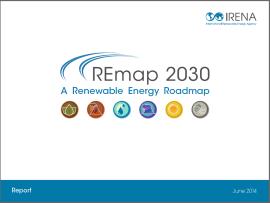 REmap 2030 (IRENA)