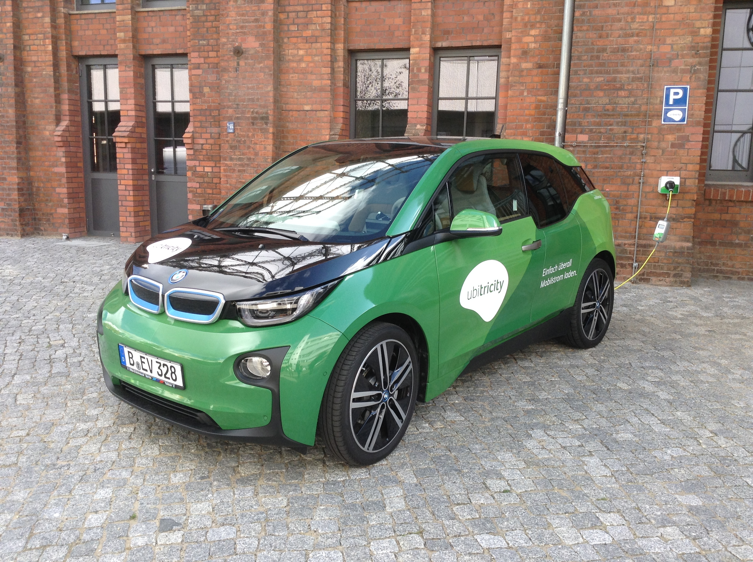 Bmw I3 Crowned 2015 Green Car Of The Year
