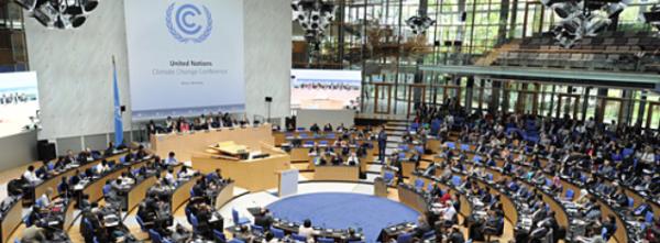 October 2014 UNFCCC Durban Platform for Enhanced Action meeting, Bonn (UNFCCC)