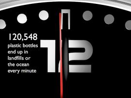 Bottle doomsday clock (swaldrop.com)