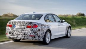 BMW 3 PHEV
