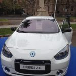 Renault Fluence electric