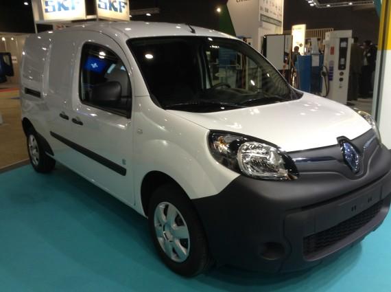 Renault Kangoo ZE 1