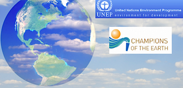 UNEP Champions of the Earth