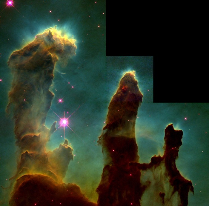 Pillars of creation 1995
