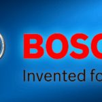 Bosch logo screenshot from bosch