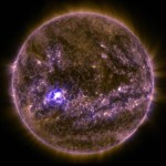 Solar flare March 11