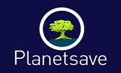 PlanetSave logo