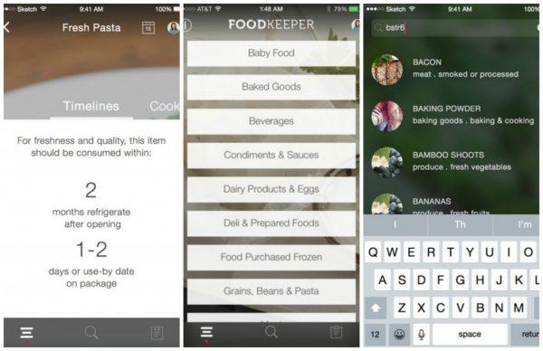 food waste apps